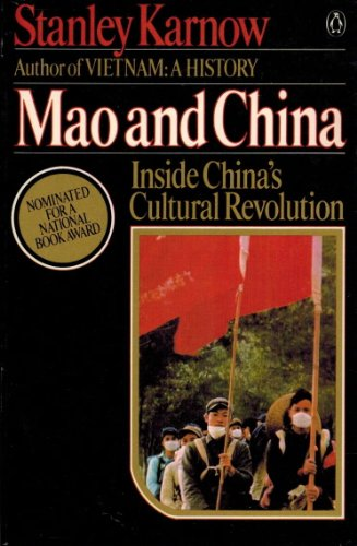 9780140072211: Mao and China: Inside China's Cultural Revolution