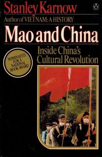 9780140072211: Mao and China: Inside China's Revolution