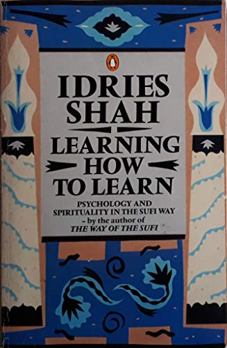9780140072471: Learning How to Learn: Psychology and Spirituality in the Sufi Way