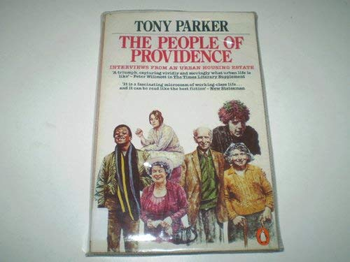 9780140072495: The People of Providence