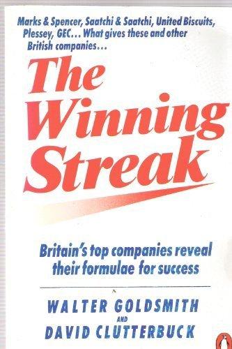 9780140072594: THE WINNING STREAK