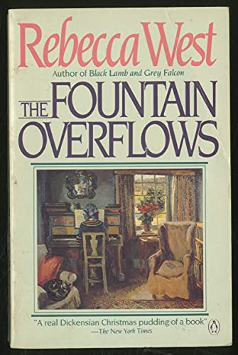 9780140073225: The Fountain Overflows