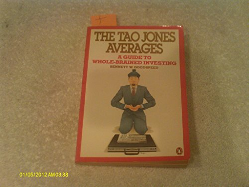 9780140073683: The Tao Jones Averages: A Guide to Whole-Brained Investing