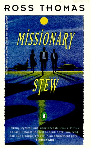 9780140074130: Missionary Stew (Crime, Penguin)