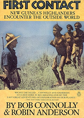 9780140074659: First Contact: New Guinea's Highlanders Encounter the Outside World