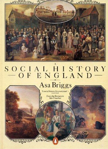9780140074925: A Social History of England