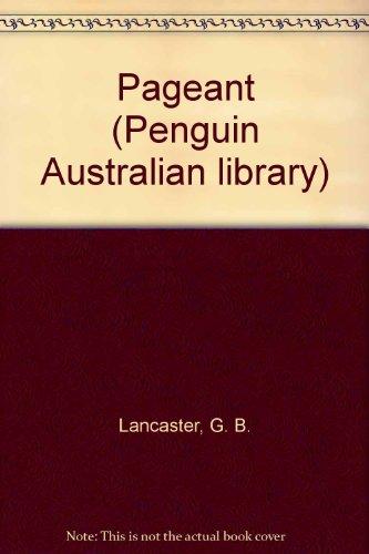 9780140075113: Pageant (Penguin Australian library)