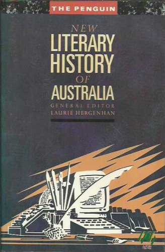 9780140075144: The Penguin New Literary History of Australia (Australian Literary Studies)