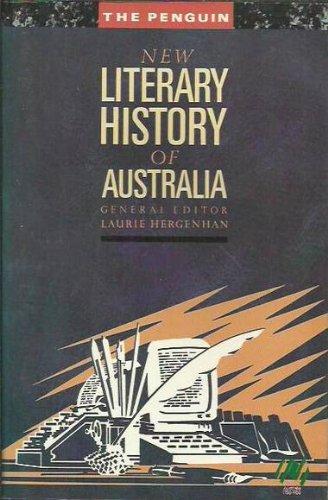 9780140075144: The Penguin New Literary History of Australia (Australian Literary Studies)