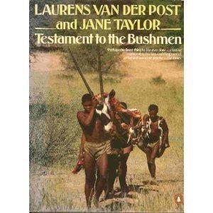 9780140075793: Testament to the Bushmen