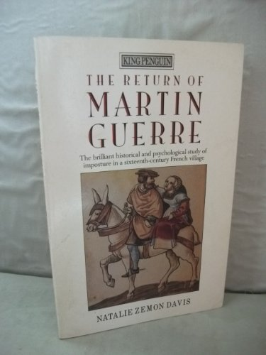 9780140075939: The Return of Martin Guerre