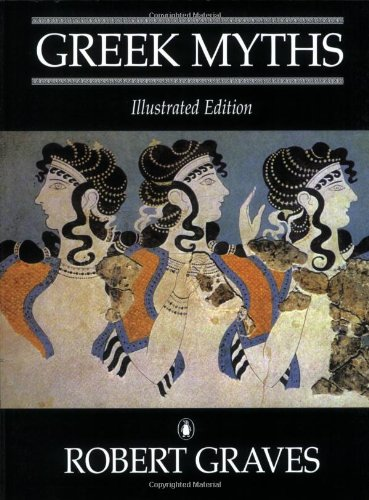 9780140076028: Greek Myths: Illustrated Edition
