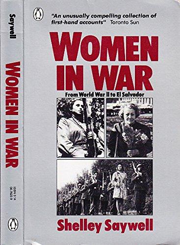 9780140076233: Women in War