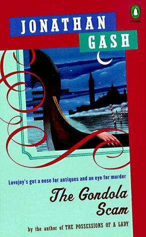 9780140076561: The Gondola Scam (Lovejoy Mystery)
