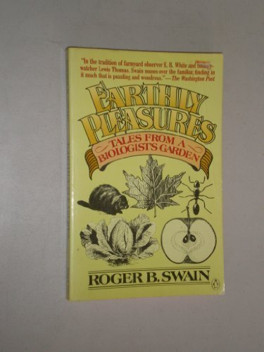 Earthly Pleasures - tales from a biologist's garden
