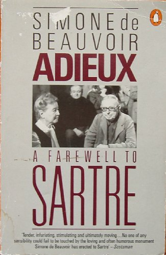 9780140077629: Adieux: A Farewell to Sartre