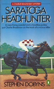 9780140077728: Saratoga Headhunter (Charlie Bradshaw Mystery)