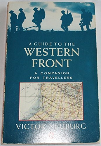 9780140077841: Guide to the Western Front: A Companion for Travellers