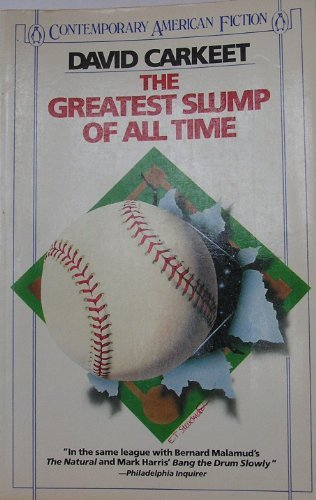 9780140079098: The Greatest Slump of All Time (Contemporary American fiction)
