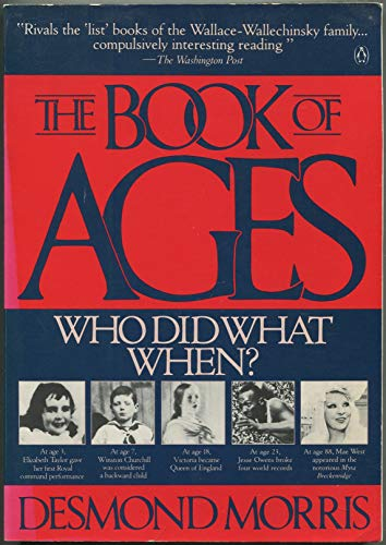 9780140079296: The Book of Ages