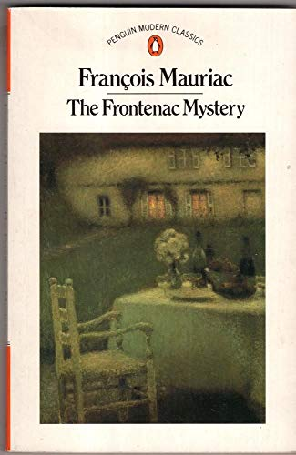 9780140079333: The Frontenac Mystery (Modern Classics)
