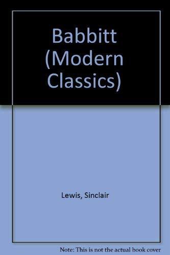 9780140079630: Babbitt (Modern Classics)