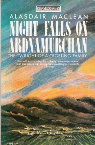 Night Falls on Ardnamurchan (King Penguin): Maclean, Alasdair