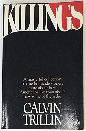 Killings: Trillin, Calvin