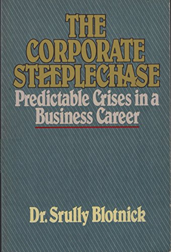 9780140080094: The Corporate Steeplechase