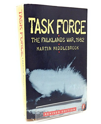 9780140080353: TASK FORCE: THE FALKLANDS WAR, 1982