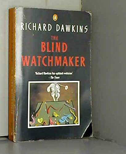 9780140080568: The Blind Watchmaker (Penguin Press Science)