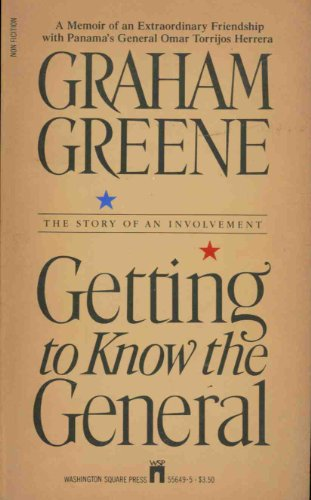 9780140080582: Getting to Know the General: The Story of an Involvement