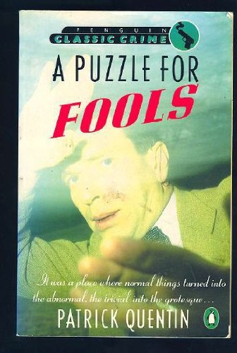 9780140080810: A Puzzle for Fools (Classic Crime)