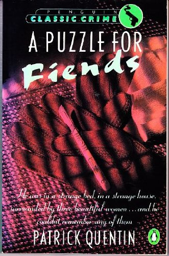 9780140080827: Puzzle for Fiends (Classic Crime)
