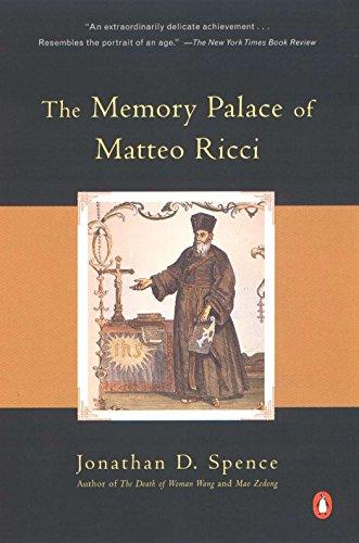 9780140080988: The Memory Palace of Matteo Ricci