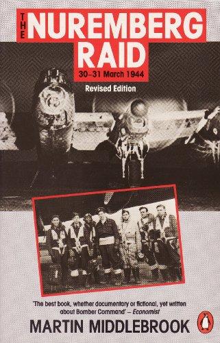 9780140081145: The Nuremberg Raid - 30-31 March 1944