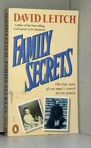 9780140081220: Family Secrets: The True Story of One Man's Search for His Family