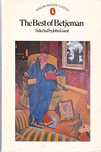 9780140081886: Modern Classics Best Of Betjeman