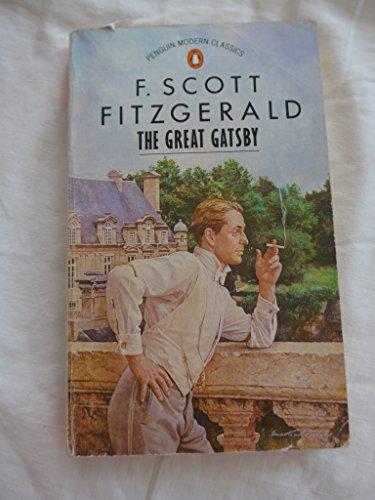 The Great Gatsby (Penguin Modern Classics): F.SCOTT FITZGERALD