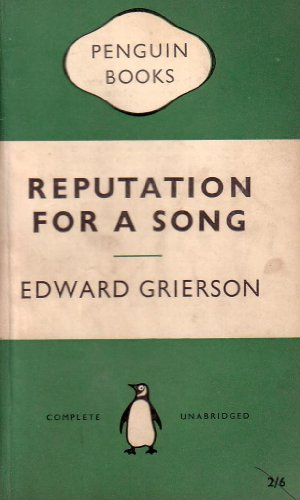 9780140082418: Reputation for a Song (Classic Crime)