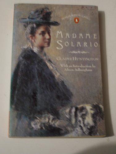 9780140083033: Madame Solario (Modern Classics)