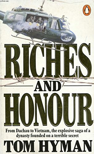 9780140083323: Riches and Honour