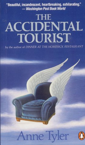 the accidental tourist book