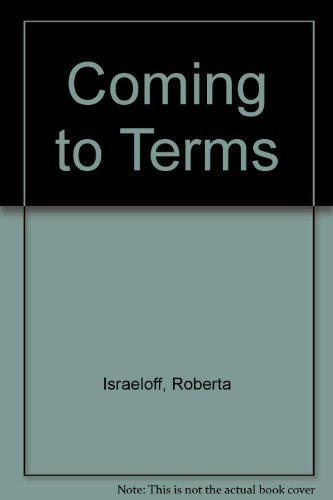 9780140083422: Coming to Terms