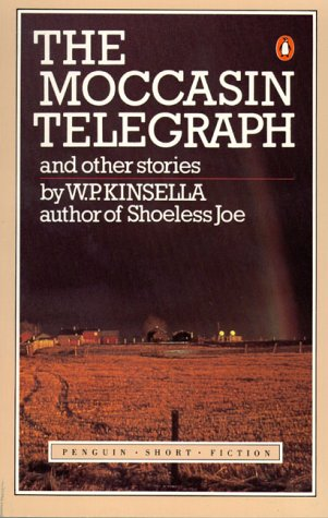 9780140083637: The Moccasin Telegraph and Other Stories (Penguin Short Fiction)