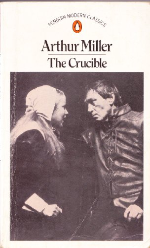 9780140083651: The Crucible (Penguin Modern Classics Plays)