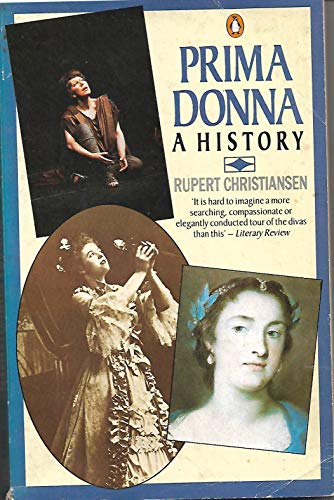 9780140083781: Prima Donna: A History (Contemporary American Fiction)