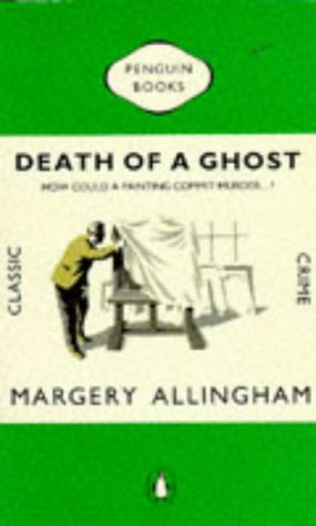 9780140084238: Death of a Ghost (Classic Crime)