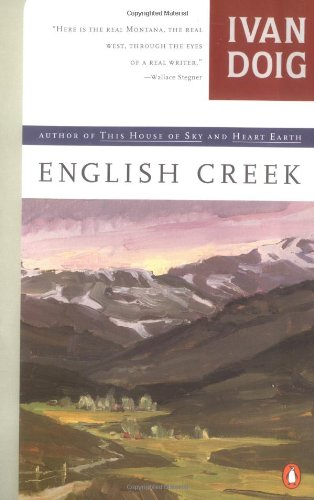 English Creek (Contemporary American Fiction): Ivan Doig