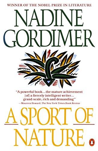 9780140084702: A Sport of Nature: A Novel